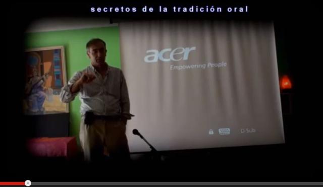 Secretos de la tradicón oral