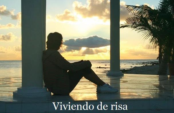 Pulsa sobre la imagen para ir al blog VIVIENDO DE RISA, donde se publicó este artículo