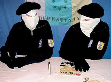 terroristas del MPAIAC